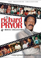 Richard Pryor 4 Movie Collection, The Movie