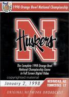 1998 Orange Bowl National Championship Game Movie