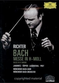 Bach: Messe In H-Moll Richter Movie