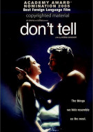 Dont Tell Movie