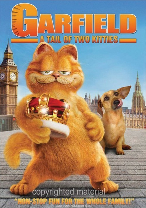 Garfield: A Tail Of Two Kitties Movie