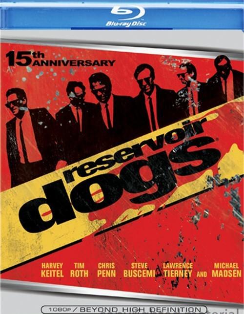 Reservoir Dogs Blu-ray