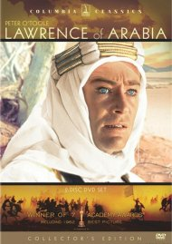 Lawrence Of Arabia: Collectors Edition Movie