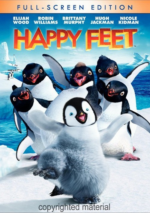 Happy Feet (Fullscreen) Movie
