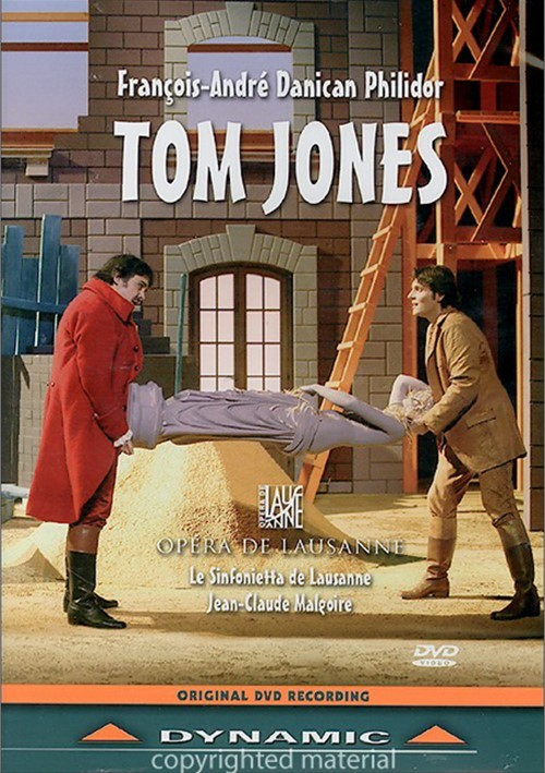 Francois-Andre Danican Philidor: Tom Jones Movie