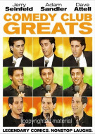 Comedy Club Greats Movie