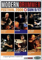 Modern Drummer Festival 2006: SUN 9/17 Movie