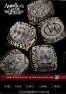 NFL Americas Game: San Francisco 49ers Movie
