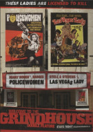 Las Vegas Lady / Policewomen (Grindhouse Double Feature) Movie