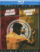 Killing Machine / Shoguns Ninja (Double Feature) Blu-ray