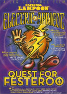 Electric Apricot: Quest For Festeroo Movie