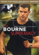 Bourne Supremacy, The / The Bourne Ultimatum (2 Pack) Movie