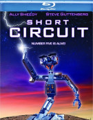 Short Circuit Blu-ray