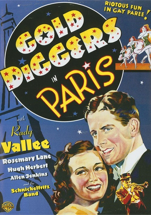 Gold Diggers In Paris Movie