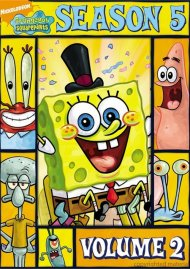 SpongeBob SquarePants: Season Five - Volume 2 Movie
