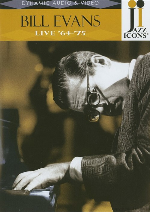 Jazz Icons: Bill Evans Live In 64 & 75 Movie
