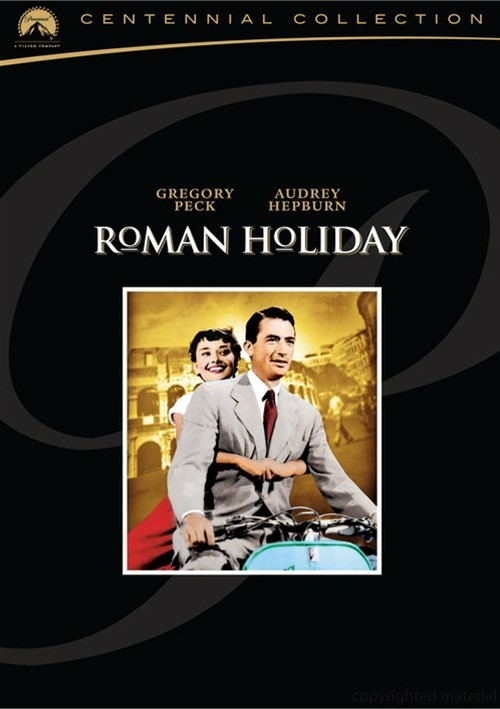 Roman Holiday: Centennial Collection Movie
