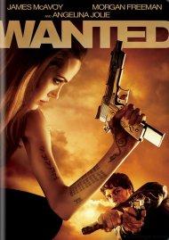 Wanted (Fullscreen) Movie