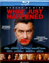 What Just Happened Blu-ray