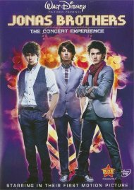 Jonas Brothers: The Concert Experience Movie