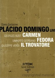 Opera Exclusive: Placido Domingo Movie