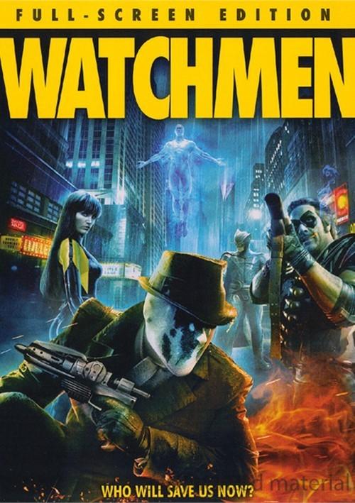 Watchmen (Fullscreen) Movie