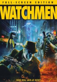 Watchmen (Fullscreen) Movie