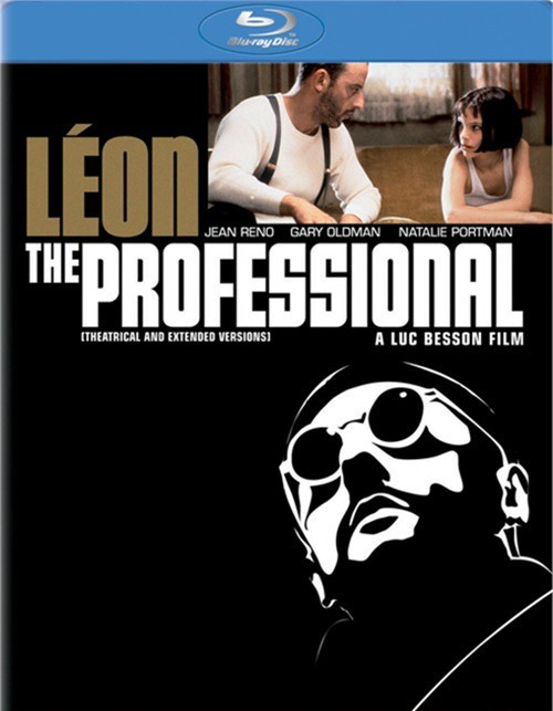 Leon: The Professional Blu-ray