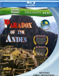 Paradox Of The Andes Blu-ray