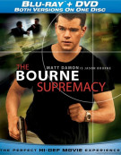 Bourne Supremacy, The (DVD & Blu-ray Combo) Blu-ray