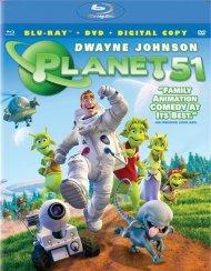 Planet 51 Blu-ray