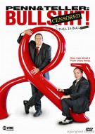Penn & Teller: BS! Seven Season Pack - Censored Movie