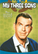 My Three Sons: The Second Season - Volumes One & Two Movie