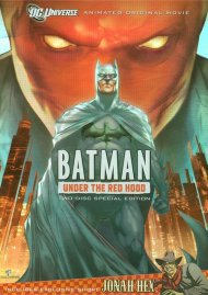 Batman: Under The Red Hood - Special Edition Movie