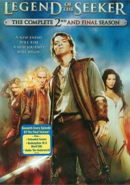 Legend Of The Seeker: The Complete Second Season Movie