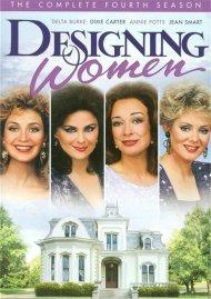 Designing Women: The Complete Fourth Season Movie