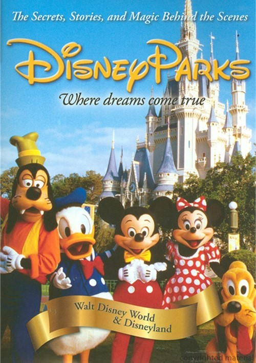 Disney Parks Movie