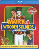 Laurel & Hardy: March Of The Wooden Soldiers Blu-ray