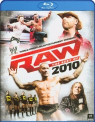 WWE: The Best Of Raw 2010 Blu-ray