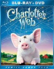 Charlottes Web (Blu-ray + DVD Combo) Blu-ray