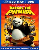 Kung Fu Panda (Blu-ray + DVD Combo) Blu-ray