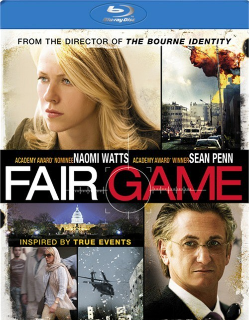 Fair Game Blu-ray