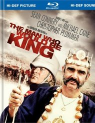Man Who Would Be King, The Blu-ray