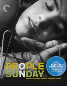 People On Sunday: The Criterion Collection Blu-ray