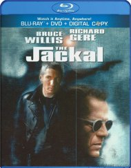 Jackal, The (Blu-ray + DVD + Digital Copy) Blu-ray