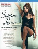 Sophia Loren: Award Collection Blu-ray