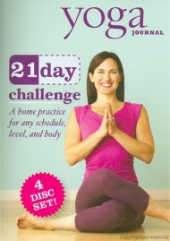 Yoga Journal: 21 Day Challenge - Transform Your Body In 3 Weeks Movie