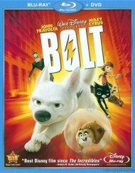 Bolt (Blu-ray + DVD Combo) Blu-ray