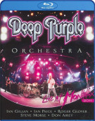 Deep Purple With Orchestra: Live At Montreux 2011 Blu-ray