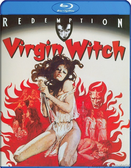 Virgin Witch Blu-ray